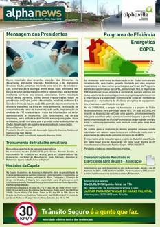 Informativo Maio/2018