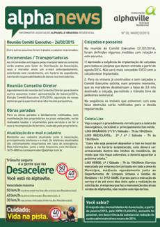 Informativo março/2015