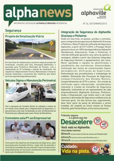 Informativo setembro/2015