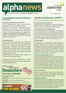 Informativo abril/2015