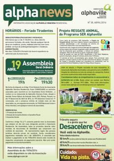 Informativo Abril/2016