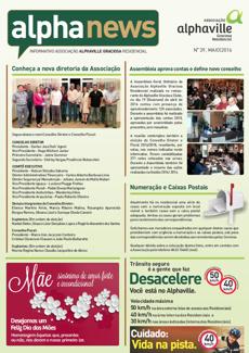 Informativo Maio/2016