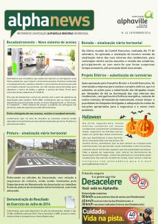 Informativo Setembro/2016