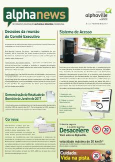 Informativo Fevereiro/2017