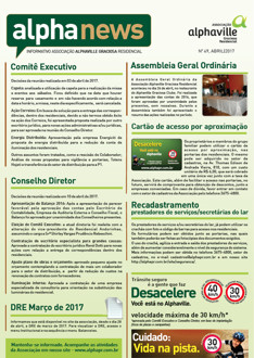 Informativo Abril/2017