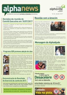 Informativo Julho/2017