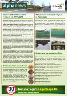 Informativo Julho/2018