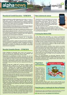 Informativo Agosto/2018