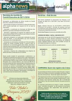 Informativo NovDez/2018